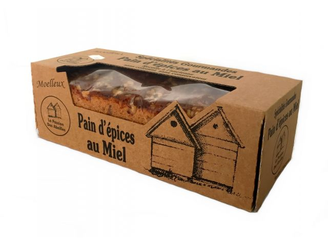 Pain d'Epices - miel